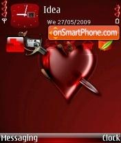 Broken Heart es el tema de pantalla