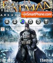 Batman 14 theme screenshot