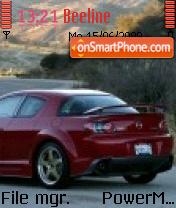 Mazda es el tema de pantalla