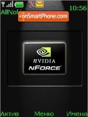 Nvidia es el tema de pantalla