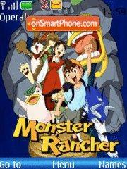 Monster Rancher theme screenshot