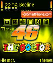 The Doctor (46) theme screenshot