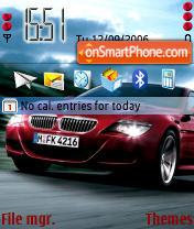BMW Masterpiece es el tema de pantalla