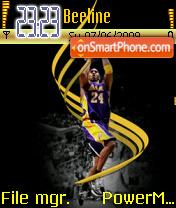 Kobe 02 theme screenshot