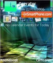 Vista V3 es el tema de pantalla