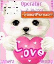 Kitty Nokia Theme es el tema de pantalla