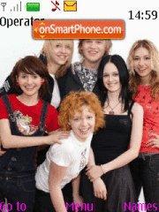 Ranetki Girls es el tema de pantalla