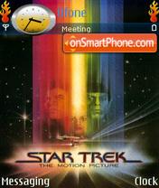 Star Trek V2 es el tema de pantalla