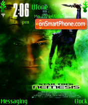 Star Trek V3 es el tema de pantalla