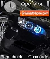 BMW M3 E92 es el tema de pantalla