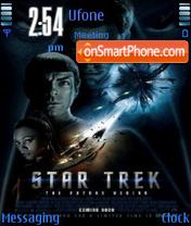 Star Trek V1 es el tema de pantalla