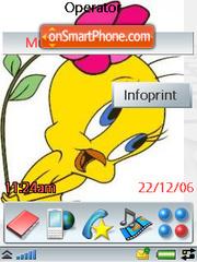Tweetypie theme screenshot