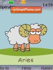 Aries 09 theme screenshot