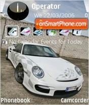Porsche GT2 es el tema de pantalla