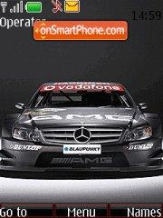 Amg Mercedes theme screenshot
