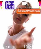 Charlize Theron 6 es el tema de pantalla