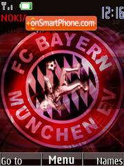 Fc Bayern Munich 01 theme screenshot