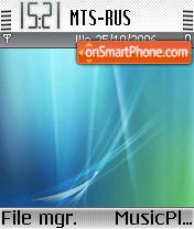 RU New Style theme screenshot
