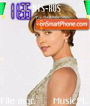 Charlize Theron 3 es el tema de pantalla