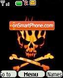 Skull 03 es el tema de pantalla