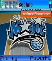 Orlando Magic theme screenshot