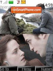 Twilight 4 01 es el tema de pantalla