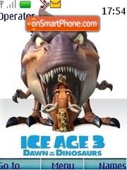 Ice age 3 es el tema de pantalla