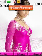 Deepika Padukone theme screenshot