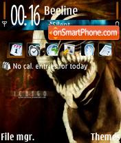 Ichigo v2 theme screenshot