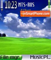 Windows Silver theme screenshot