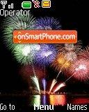 Fireworks 01 theme screenshot