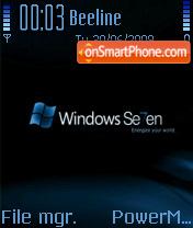 Windows 7 09 theme screenshot