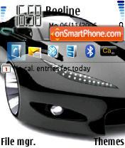 Peugeot Concept Car es el tema de pantalla