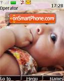 Baby Eraash SWF es el tema de pantalla