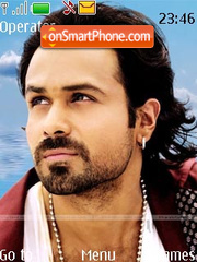Imran Hashmi theme screenshot