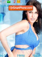 Neha Dhupia theme screenshot