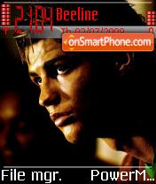Cristiano Ronaldo 13 theme screenshot