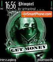 Get Money es el tema de pantalla