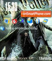 Harry Potter and the half-blood prince 02 es el tema de pantalla