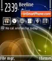 NokialinoTheme es el tema de pantalla