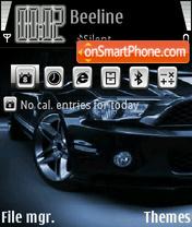 Mustang 14 es el tema de pantalla