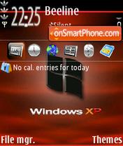 Windows xp 20 es el tema de pantalla