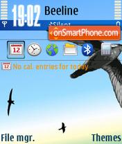 July 01 theme screenshot