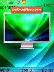 Aurora Screen es el tema de pantalla