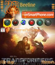 Transformers 2 03 es el tema de pantalla
