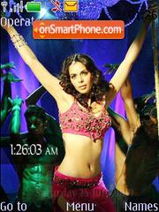 Pyar K Side Effects SWF Clock theme screenshot