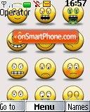 Smileys 04 tema screenshot