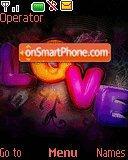 Love 30 es el tema de pantalla