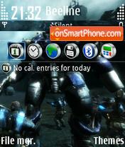 Stormrise es el tema de pantalla