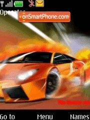 Lamborghini Theme 01 theme screenshot
